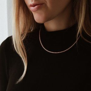 Hamptons Rope Chain | 14k Gold Filled